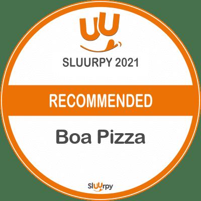 Boa Pizza - Sluurpy